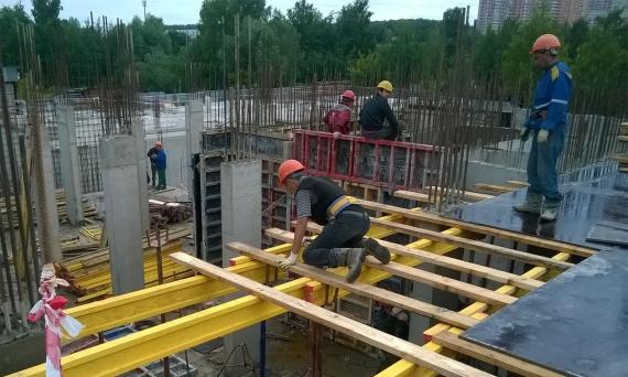 строительный участок это